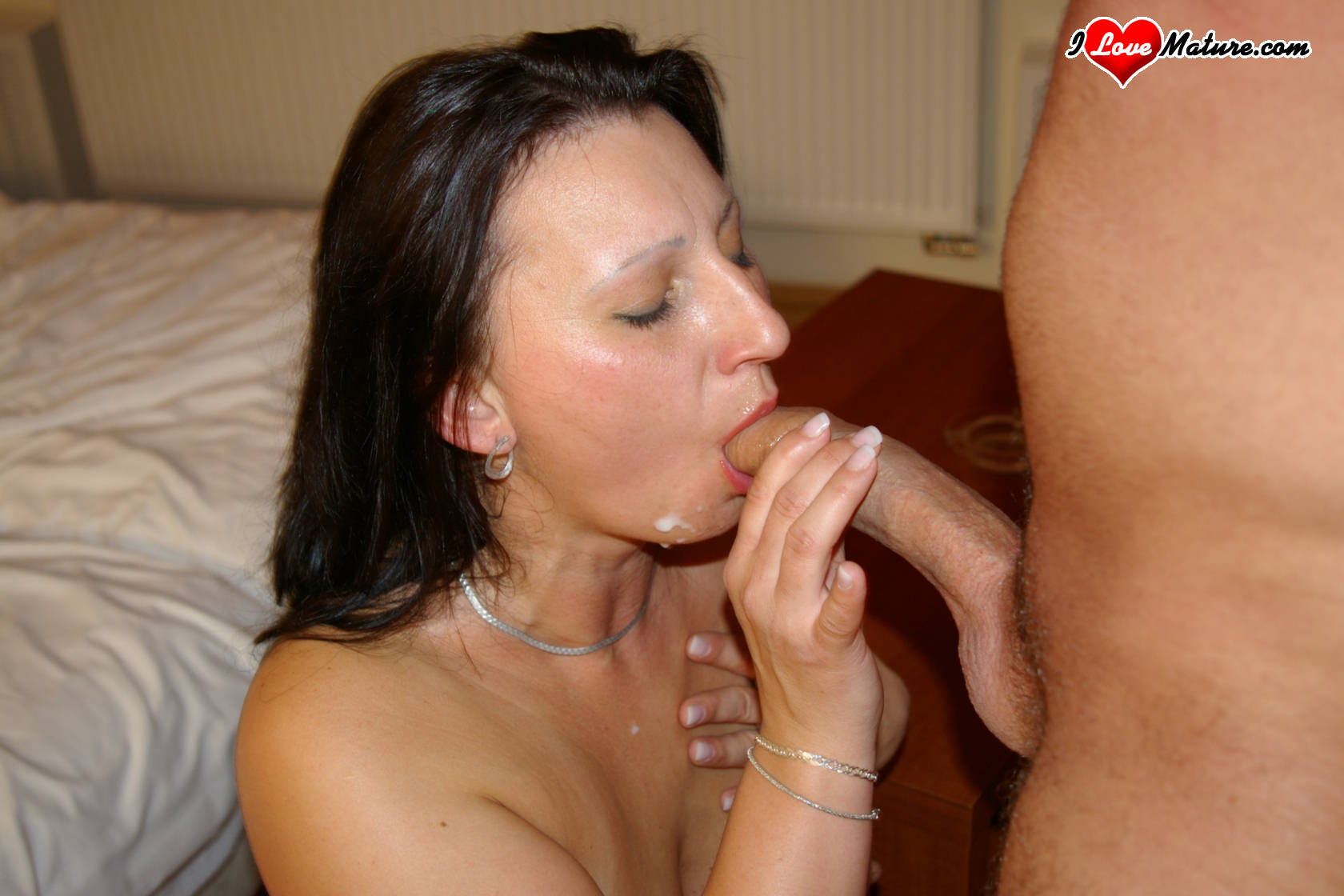 i love sucking cock