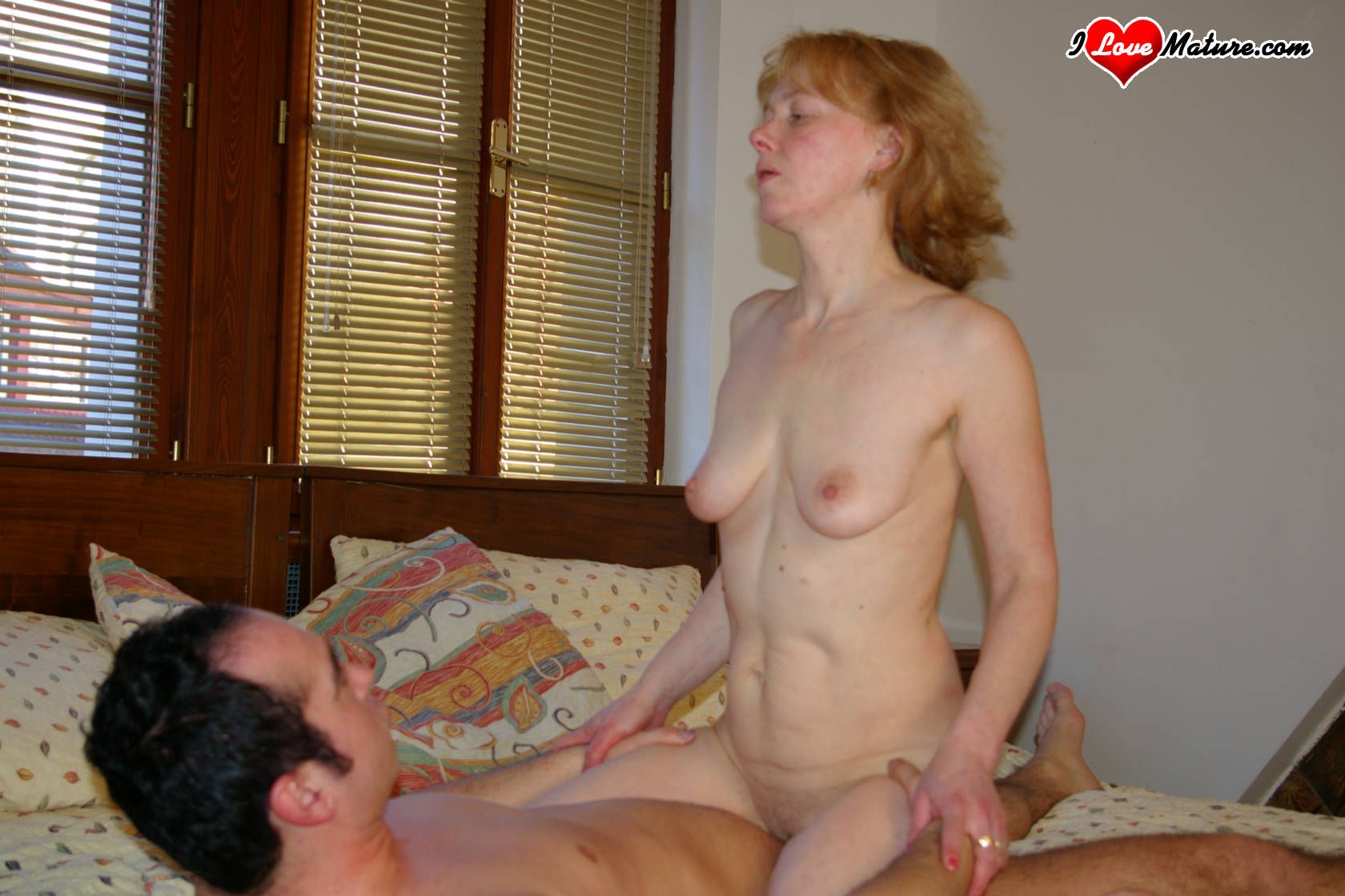 and Horny sucking fucking housewife