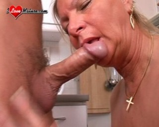 she loves the taste of dick
