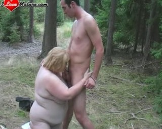 fucking the fat in the forrest