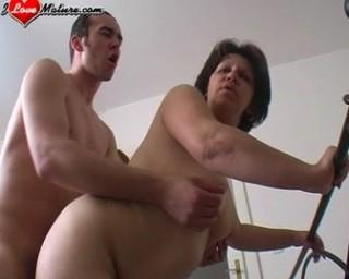 riding that stiff hard cock