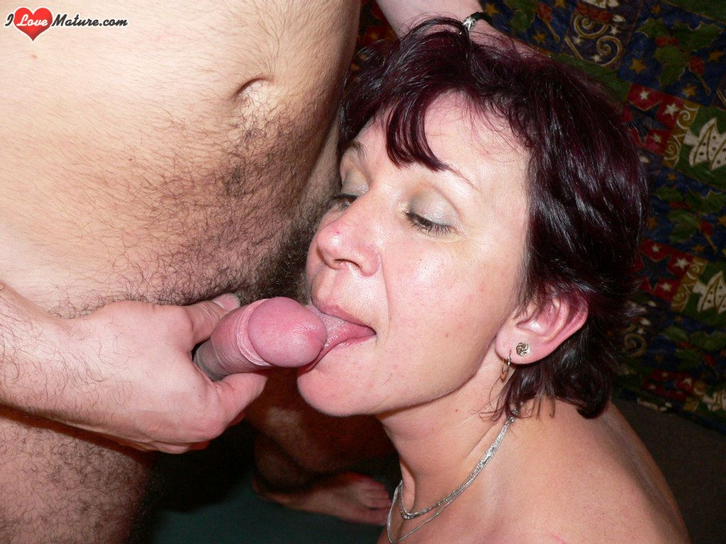 Mature Cock And Cunt