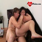 This old whore loves to have some cock