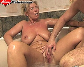 Mama wants a hard throbbing cock