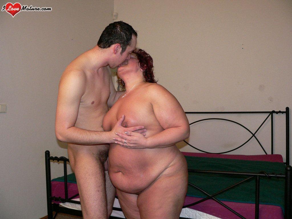 Young teen girl kissing