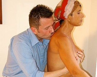 Mature i-love-mature This mature housewife gets the cock she craves